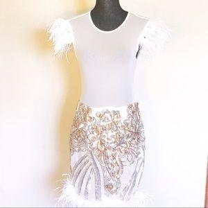 Dresses & Skirts - Handmade Sequin Skirt/Bodysuit | Medium